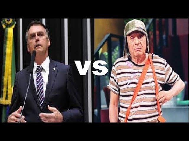 Hilário: Bolsonaro vs Chaves debatendo economia. Quem vence essa?