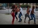 Salsa cubana - show. Gozando en las calles de La Habana - salsa timba rumba cubana