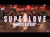 Bonus Group Tinashe - Superlove - Choreography by JOJO GOMEZ