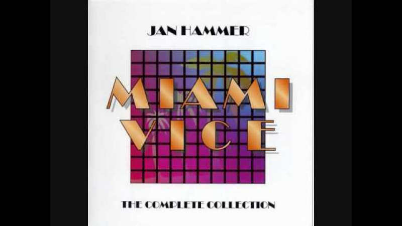 Jan Hammer - Night Talk (Miami Vice)