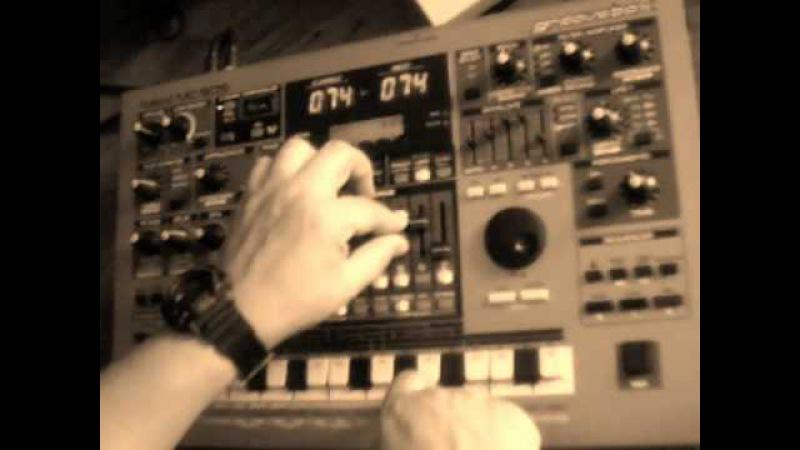 Roland MC-505 Unrelased Grooves