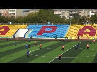 "ФК ""Кызыл-Жар СК"" - ФК ""Шахтер-Булат"" 2-0, 2 тайм()"