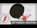 Joke Weapon Demonstration: Fry-Ear Pan