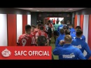 Behind The Scenes: SAFC v Ipswich