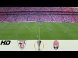 Обзор матча «Атлетик» - «Заря» (0:1) на испанском