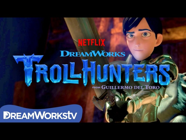 DreamWorks Trollhunters | Official Trailer