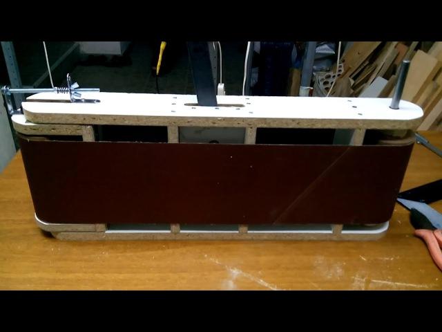 DIY belt sander how to Simply Make it