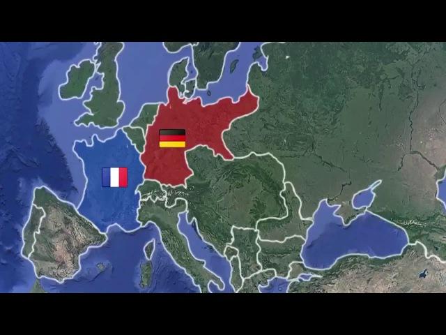 1. Dünya Savaşı (Harita üzerinden hızlı anlatım) Anlatım Ruhi Çenet