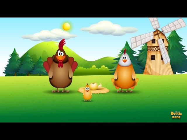 Snela koka jaje - HIT pesmica za decu