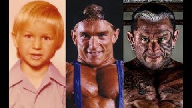 Lee Priest Transformation 2017 | From 4 To 45 Years Old
