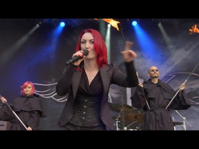 Blutengel - Black   Live at M'era Luna 2017
