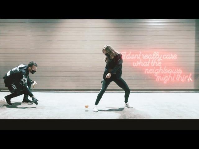 Don Diablo Head Up ft James Newman Lyric Video