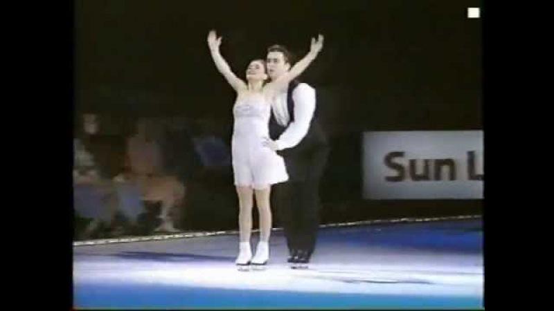 Gordeeva/Grinkov 1995 CSOI 'The Man I Love'