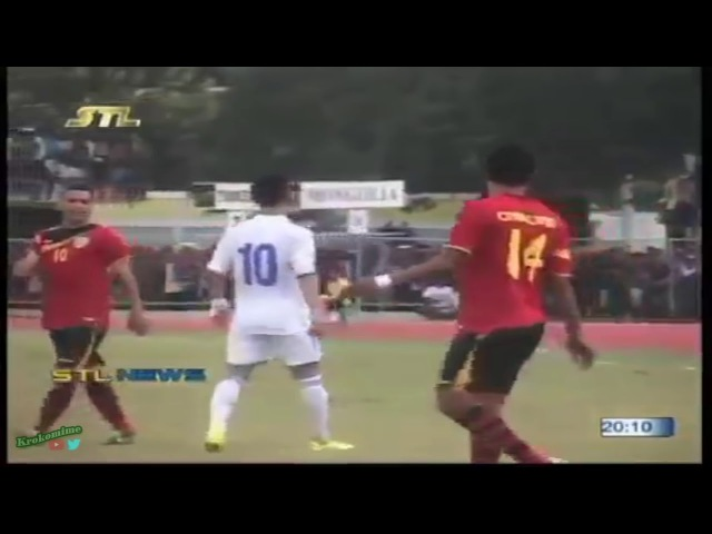★ TIMOR-LESTE 4-1 MONGOLIA ★ 2018 FIFA World Cup Qualifiers - All Goals ★