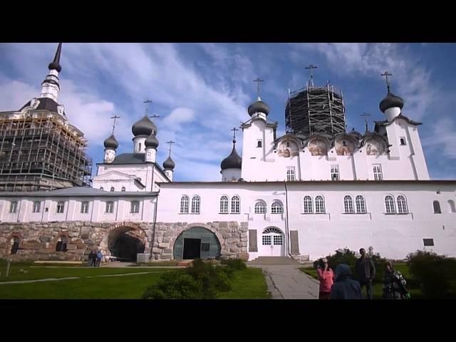 ВЛОГ Поездка на Соловки Плывём Гостиница Монастырь Лабиринты