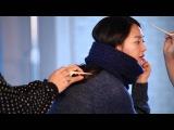Kim Woo Bin &amp Shin Min Ah for Giordano (BTS)