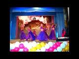 Новые сказки Шахерезады. Девочки танцуют восточные танцы.