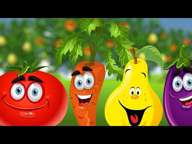 Праздник в огороде - Весёлый Мультик детям