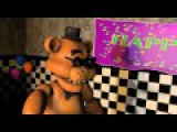 Мишка Фредди прикол  фнафа 2 !!!!!!! я ржал!