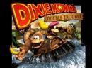 Donkey Kong Country 3 Страна Донки Конга 3 английская версия первые минуты игры