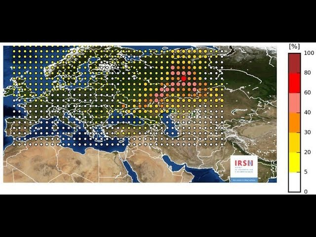 BREAKING: Massive Nuclear Disaster In Russia Poisons Europe