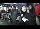 В Польше проходят массовые протесты против ужесточения закона об абортах