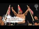 2008 Atlas Stones Mariusz Pudzianowski v Derek Poundstone World's Strongest Man