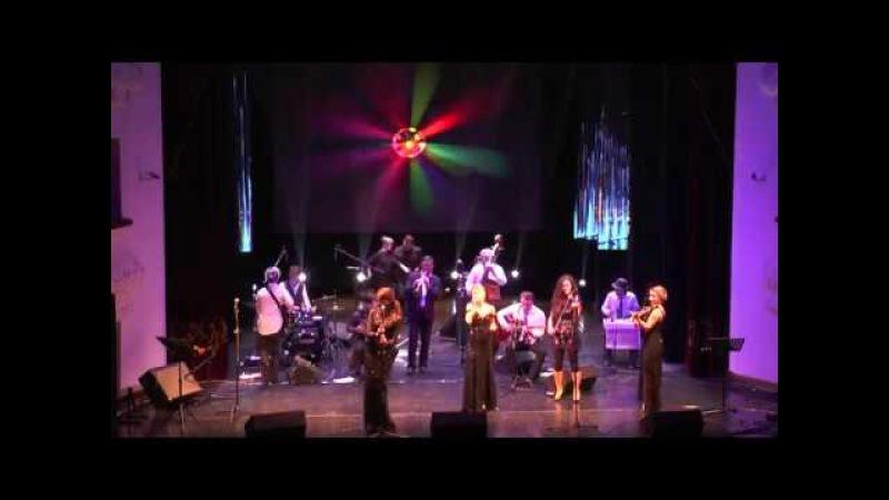 JAP Bei mir bist du schoen XIV Международный джазовый фестиваль 16 10 2017
