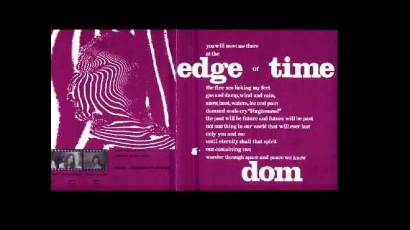 Edge of Time - Dom (1970) Full Album