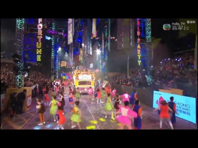 "Jackson Wang 王嘉爾 왕잭슨 on Instagram: "". Chinese New Year parade Event 처음이에요🙌 영광스러워요❤️ 새해복4756"