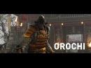 For honor / Heroes / Samurai / Orochi