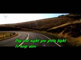 It's A Long Road - Dan Hill w Lyrics