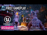 Shurado (by Ganbarion) - iOS  Android - FIRST GAMEPLAY (Unreal Engine 4)
