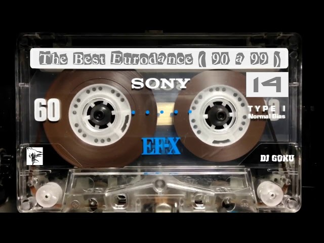 The Best Eurodance ( 90 a 99 ) - Part 14