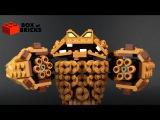 LEGO Бэтмен Фильм Атака Глиноликого 70904