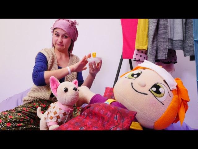 Reyhan abla Lili'ye çorba yapıyor Komik video