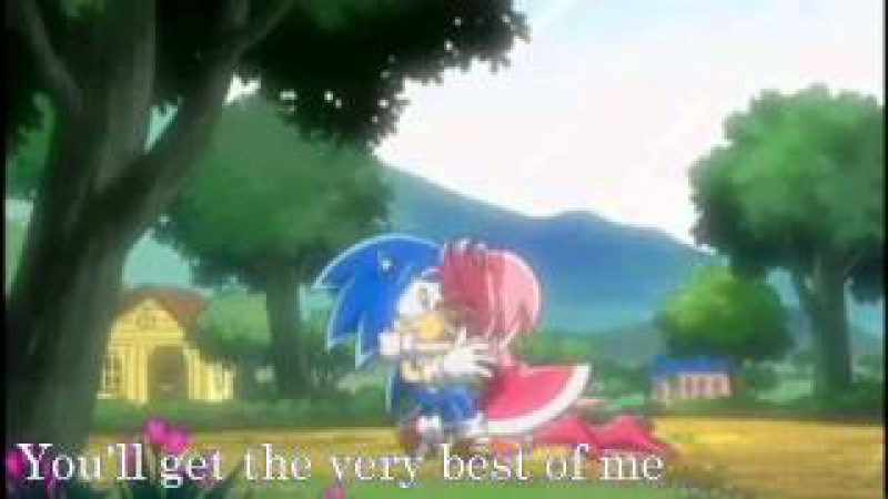 Sonic: One Day Too Late [With Lyrics]