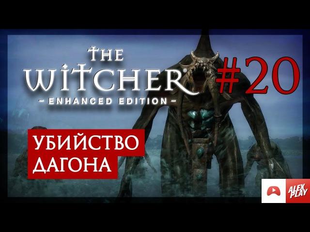 The Witcher | Ведьмак. Прохождение. 20. Убийство Дагона.