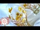 Стаканы в стиле прованс Полевые цветы