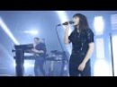 CHVRCHES - Keep You On My Side - LIVE HD 10/28/15