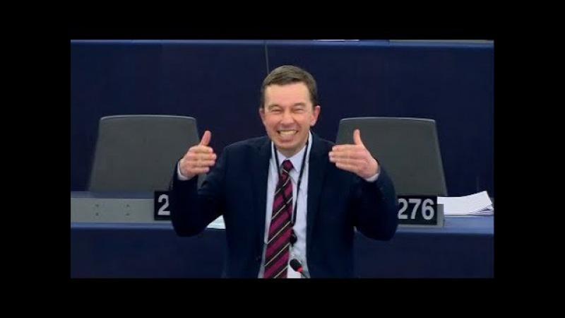Bernd Lucke zum EU-Wahlrecht: Es fehlen 900 deutsche Abgeordnete