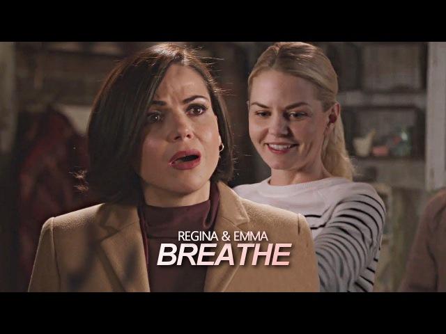 Regina emma   breathe [AU]