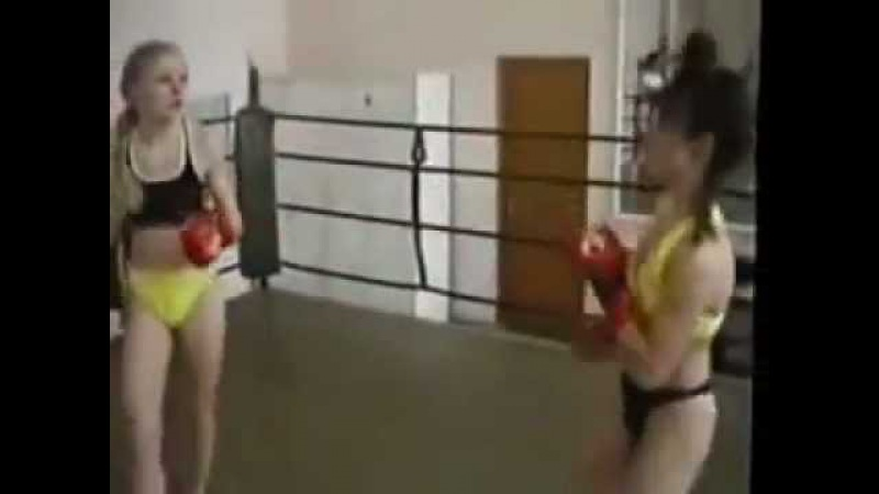 Admire Adore These Two Female Fighters :)