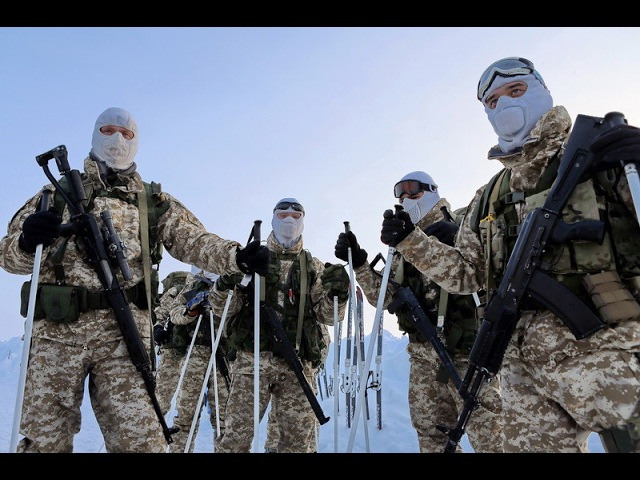 Russian Spetsnaz of FSB ALFAand VDV (AIRBORNE TROOPS)!Brother in Arms!Victory and nothing else!