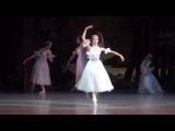 Shapran-Kaas in La Sylphide, 23.12.17, Act II pas de deux