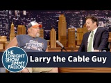 Larry the Cable Guy Almost Got Beat Up at a Family Water Park