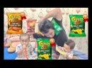 Chitato Tiga Rasa Baru 💋 Unboxing Hadiah Chitato @Baby Ali Icel