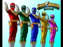 Power Rangers Zeo Пауэр Рейнджерс или Могучие Боевые Рейнджеры Зео (часть 5)