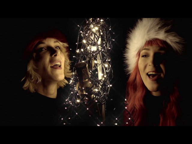 Have Yourself A Merry Little Christmas - MonaLisa Twins