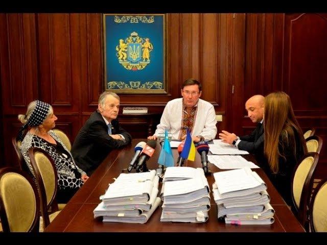 Прокуратура Крыма готова вручить подозрение Сталину и Берии за депортацию крым ...